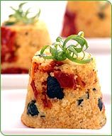 Photo of Couscous vegetable timbales by WW