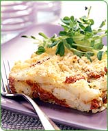 Photo of Potato and sun-dried tomato gratin by WW