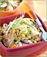 Photo of Mushroom barley salad by WW
