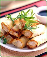 Photo of Vegetable egg rolls by WW