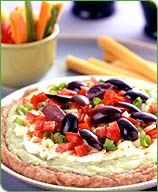 Photo of Seven-Layer Mexican Dip by WW