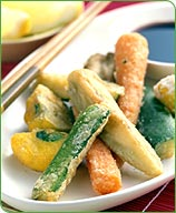 Photo of Vegetable tempura by WW