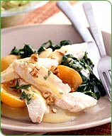 Photo of Chicken in apricot sauce by WW