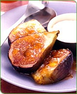 Photo of Honey and brandy roasted figs by WW