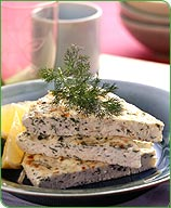 Photo of Goat cheese  and herb frittata by WW