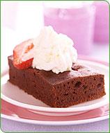 Photo of Chocolate applesauce cake by WW