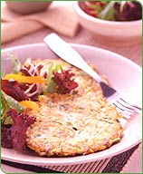 Photo of Zucchini and Pine Nut Pancakes by WW