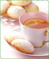 Photo of Lemon-honey cookies by WW
