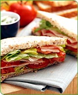 Photo of Southwestern Turkey Sandwich by WW