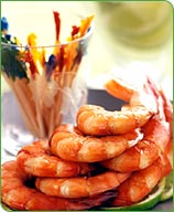 Photo of Gingered-soy shrimp by WW