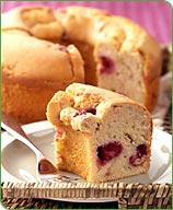 Photo of Lemon-raspberry pound cake by WW