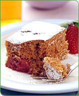 Photo of Plum-spice upside-down cake by WW