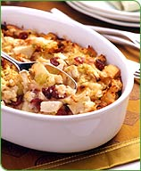 Photo of Apple-Raisin Sourdough Stuffing by WW