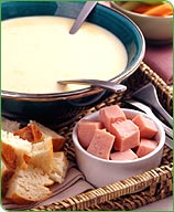 Photo of Warm beer and cheese fondue by WW