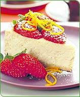 Photo of Honey cinnamon cheesecake by WW