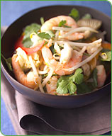 Photo of Asian Crab and Shrimp Salad by WW