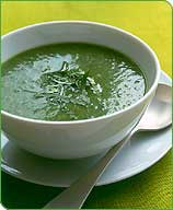 Photo of Spinach and Coriander Soup by WW