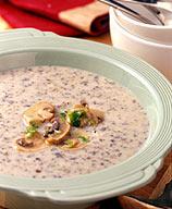 Photo of Cream of mushroom soup by WW