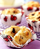 Photo of Cranberry muffins by WW