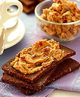 Photo of Date-cinnamon spread on brown bread by WW