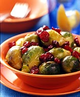 Photo of Maple-roasted brussels sprouts by WW