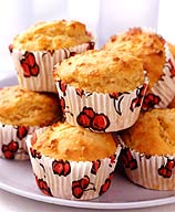 Photo of Orange-oatmeal muffins by WW
