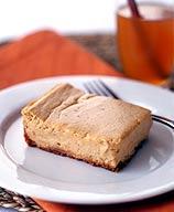 Photo of Pumpkin spice cheesecake bars by WW