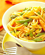 Photo of Sesame Noodles and Vegetables by WW