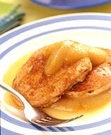 Photo of Apple-cinnamon pancakes by WW
