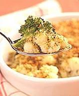Photo of Broccoli-cauliflower bake by WW
