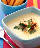 Photo of Cheddar Cheese Soup by WW