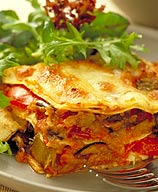 Photo of Roasted vegetable lasagna by WW