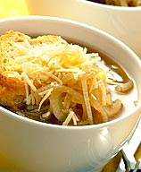 Photo of Six-ingredient French onion soup by WW