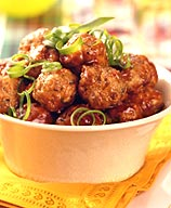 Photo of Spicy BBQ Meatballs by WW