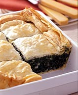 Photo of Greek spanakopita pie by WW