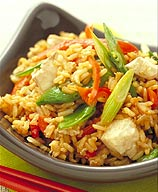 Photo of Vegetable fried rice by WW