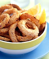 Photo of 'Fried' onion rings by WW