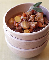 Photo of Slow-Cooker Veal Stew with Pearl Onions and Oyster Mushrooms by WW