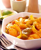Photo of Sweet and sour slow cooker chicken curry by WW