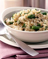 Photo of Barley-asparagus 'risotto' with balsamic vinegar by WW