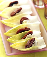 Photo of Gorgonzola and fig-stuffed endives by WW