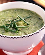 Photo of Chilled green gazpacho by WW
