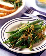 Photo of Green Beans with Caramelized Shallots by WW