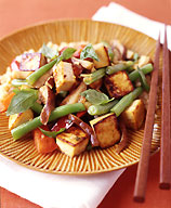 Photo of Thai-Roasted Tofu with Chili and Basil by WW