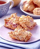 Photo of Cherry-coconut macaroons by WW