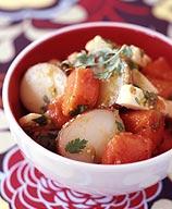 Photo of Jicama, papaya, and potato salad by WW