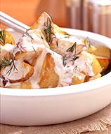 Photo of Roasted garlic potato salad by WW