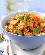 Photo of Asian millet salad by WW
