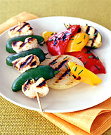 Photo of Grilled summer vegetables by WW