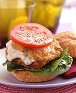 Photo of Fried fish sandwich by WW